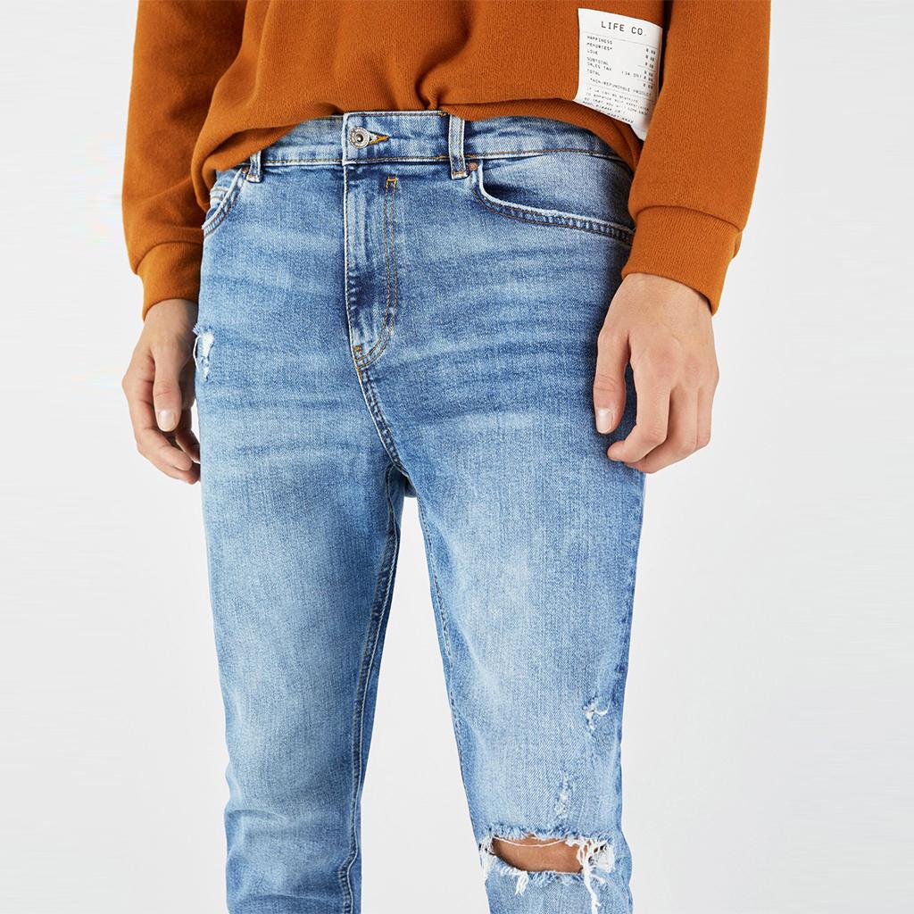 Carrot Fitt Jeans